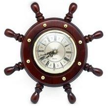 Часы 'Штурвал' d 34,5 см