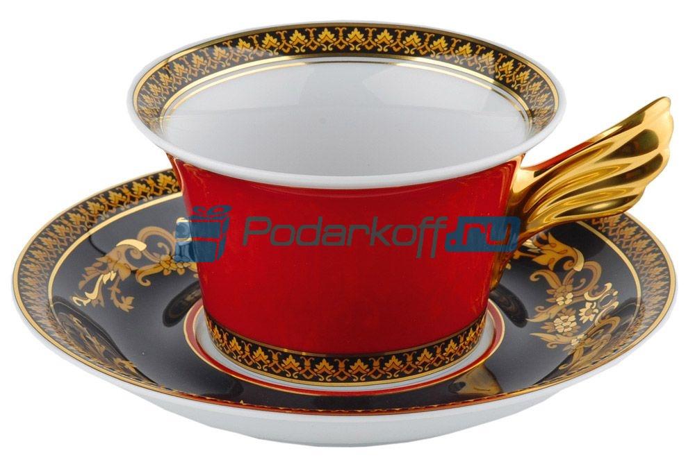 Чайная пара Versace Rosenthal «Medusa»