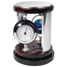 Прибор настольный 'Совет' (часы, компас)