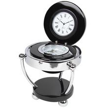 Прибор настольный 'Будущее' (часы, компас)