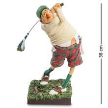 Статуэтка 'Гольфист' (Fore..! The Golfer. Forchino)